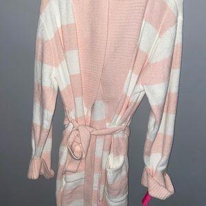 Betsey Johnson Cozy Sweater Robe